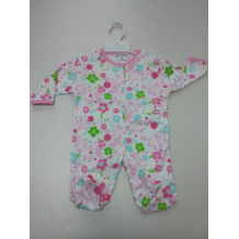Kiddy Garden Sleepsuit Girl For New Born (Flowers)