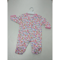 Kiddy Garden Sleepsuit Girl For New Born (Love)