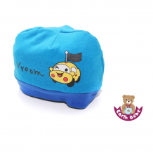 Earth Bebe - Vroom Bennie Hat Blue
