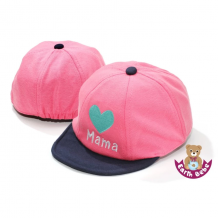 Earth Bebe - Love Mama Cap Dusty Pink