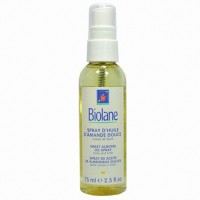Biolane - Sweet Almond Oil Spray 75ml