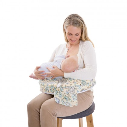 My Brest Friend - Feeding/Nursing Pillow (Buttercup Bliss)