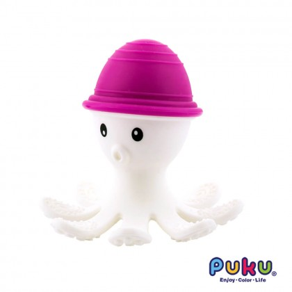 Puku - Baby Octopus Shape Teether