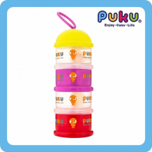 Puku - Milk Powder Container Olivine