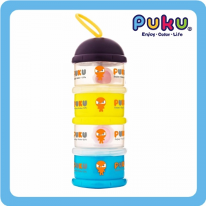 Puku - Milk Powder Container Dark Purple