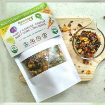 MommyJ - Mixed Dried Vegetable 50g