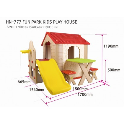 Haenim - Fun Park Kids Playhouse