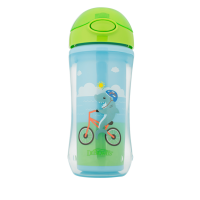 Dr.Brown - 300ml On The Go Straw Sport Cup