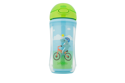 Dr.Brown's  300ml On The Go Straw Sport Cup