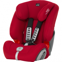 Britax - Evolva 1-2-3 Plus Flame Red