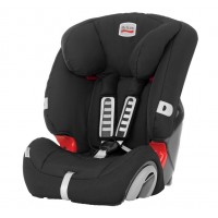 Britax - Evolva 1-2-3 Plus Cosmo Black