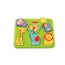 Fisher Price - Silly Sound Puzzle