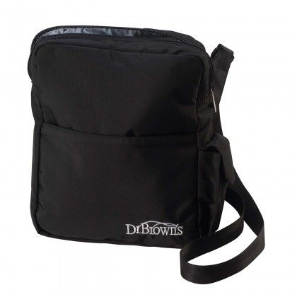Dr.Brown's  Insulated Bottle Tote - Black