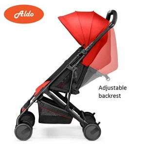Aldo - Starlite Compact Stroller (0- 36months)