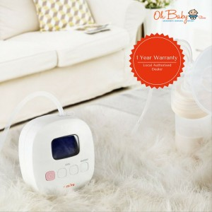 Cimilre F1 Rechargeable Double Breast Pump Extravaganza Package