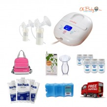 Cimilre - S3 Hospital Grade Double Breast Pump Package