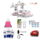 Malish - Ilaria Double Electric Breast Pump Package