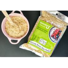 MommyJ - Calrose Brown Rice Flakes 350g (8m Above)