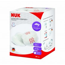 NUK New Ultra Dry Breast Pads 60s