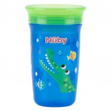 Nuby - 360 Wonder Cup 300ml (Green)