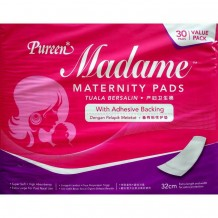 Pureen - Madame Maternity Pads 30s