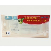 Spectra Slim Neck Breastmilk Storage Bottle 5pc