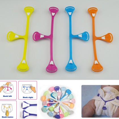 Pureen - Nappy Fastener (2pcs)