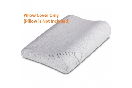 Comfy Baby Adjustable Memory Foam Pillow Cover (Cover Only)