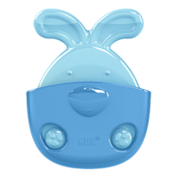 NUK - Cooling Teether Rabbit 6m+