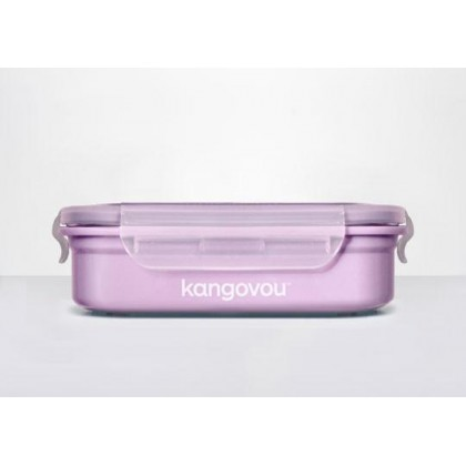 Kangovou - Double Insulated Bentox Box 19oz (Purple)