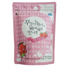 Renewallife - Brown Rice Patissier - Strawberry Yogurt 12m+