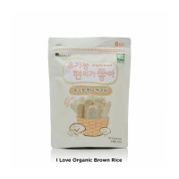 Renewallife - I Love Organic Brown Rice 6m+