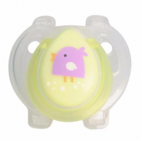Tommee Tippee - CTN Pure S/O Soother 3-9m (Yellow)