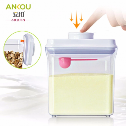 ​Ankou - Air Tight Container Rectangle 1700ml