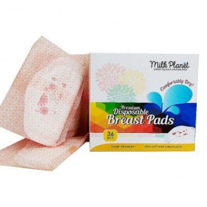 Milk Planet - Disposable Breast Pads 36s