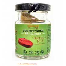 MommyJ - Premium Beef Powder 35g (for Baby 8m+)