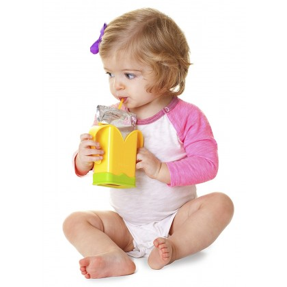 Nuby - Juice Boax / Pouch Holder (18m+)