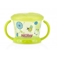 Nuby - Snack Keeper (Green)