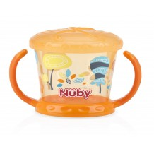 Nuby - Snack Keeper (Orange)