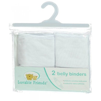 Luvable Friends Belly Binder 2pcs