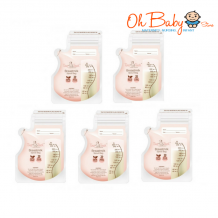 Tiny Touch Breast Milk Storage Bag with Spout (8oz/250ml) * 5box