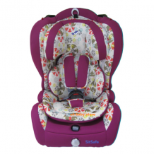Sit Safe Original Life Child Car Seat Hot Pink (9m-12yr)