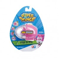 Super Wings Toy Egg Launcher Dizzy