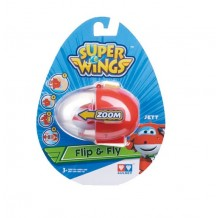 Super Wings Toy Egg Launcher Jett