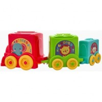 Fisher Price Stack and Roll Choo Choo