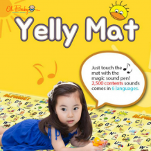 Yelly Mat Signature Set