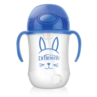 Dr.Brown's 270ml Baby First Straw Cup With Handle