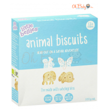 Little Bellies Animal Biscuits (100g)