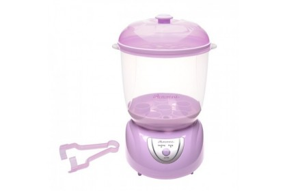Autumnz  2-in-1 Electric Steriliser & Dryer (Lilac)