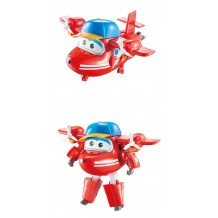 Super Wings Toy (Season 2): Change 'Em Up! Flip
